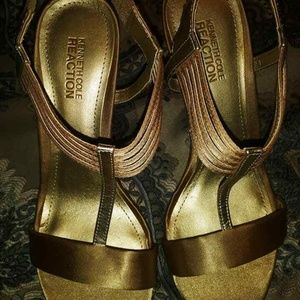 Kenneth Cole Reaction Dressy/Strappy Slingbacks